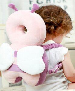 Sac à dos bébé protection anti-chute